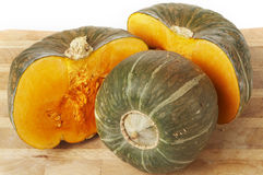 Stock Photo of Buttercup Squash Royalty Free Stock Image