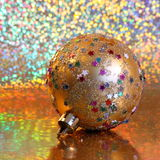 Stock Photo : Christmas Ball Ornament Stock Photo