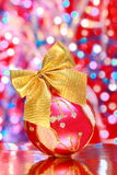 Stock Photo : Christmas Tree Decoration Royalty Free Stock Images