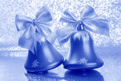 Stock Photo : Christmas Tree Jingle Bells Stock Photos