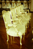 Stock Photo: classical style Armchair sofa couch in vintage roo Stock Images