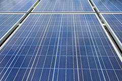 Stock Photo:Closeup of solar panel Stock Photos