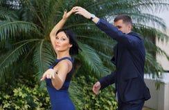 Stock photo of dancing couple Stock Photography