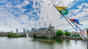 Stock Photo - Dutch Parliament, Den Haag, Netherlands Stock Photography