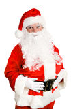 Stock Photo of Friendly Santa Claus Stock Photos