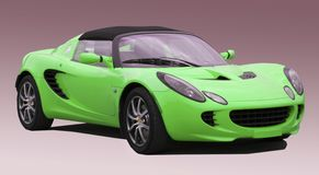 Stock Photo of Green Lotus. This is a stock photograph of an green Lotus Royalty Free Stock Photography