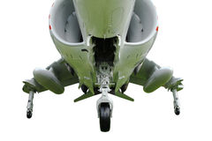 Stock Photo:jet fighter close up Royalty Free Stock Photo