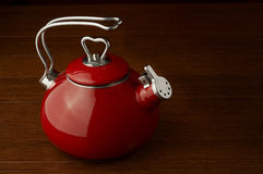 Stock Photo of a kettle Royalty Free Stock Photo