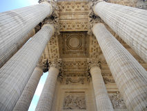 Stock Photo: Madeleine church - Columns , Paris Royalty Free Stock Photo