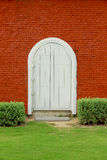Stock Photo:old door wall Royalty Free Stock Image
