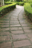Stock Photo:pathway in the park Stock Photography
