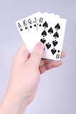 Stock photo: Poker Royalty Free Stock Photo