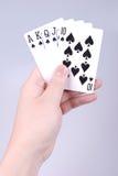 Stock photo: Poker Royalty Free Stock Photo