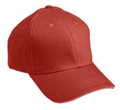 Stock Photo of Red Cap Royalty Free Stock Images