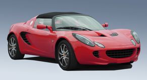 Stock Photo of Red Lotus. This is a stock photograph of an Red Lotus Stock Photos