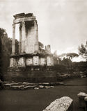 Stock Photo of Ruins in Rome Stock Images