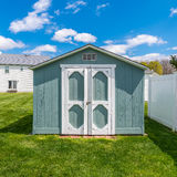 Stock photo of the shed Royalty Free Stock Photography