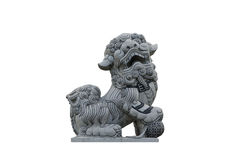 Stock Photo:Stone carving lions Stock Photography