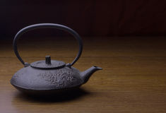 Stock photo of a tea pot Royalty Free Stock Image