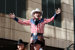 Stock Show Parade. Entry in annual Stock Show Parade on January 13, 2009 in Denver, Colorado Stock Image