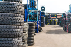 The stock tires Stock Images
