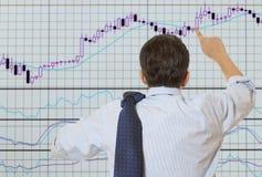 Stock trader Stock Photos