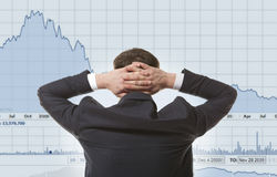 Stock trader Stock Photos
