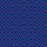 Stock Vector blue seamless Waves pattern background Stock Image