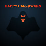 Stock Vector Happy Halloween. Ghost.  Stock Photography