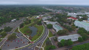 Stock video Cascades Park Tallahassee FL stock footage