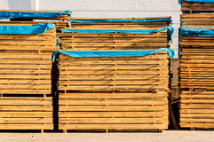 Stock Of Wood Planks Royalty Free Stock Photography