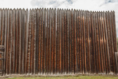 stockade Stock Afbeeldingen