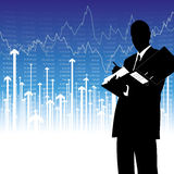 Stockbroker Stock Photo