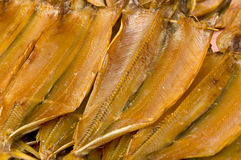 Stockfish secado, Imagen de archivo libre de regalías
