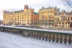 Stockholm Lizenzfreie Stockbilder