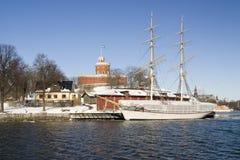 stockholm obraz stock