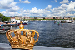 Stockholm Royalty Free Stock Photo