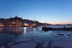 Stockholm Photo libre de droits