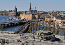 Stockholm Royalty-vrije Stock Afbeelding