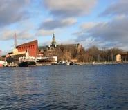 stockholm Obraz Royalty Free