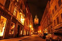 Stockholm Royaltyfri Bild