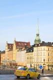 stockholm Arkivfoton