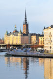 Stockholm Stock Photography