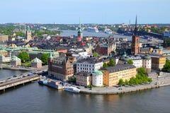 Stockholm stockfoto