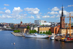 Stockholm Stock Image