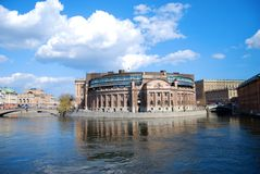 Stockholm Royaltyfria Foton