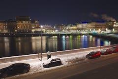 stockholm Royaltyfri Fotografi