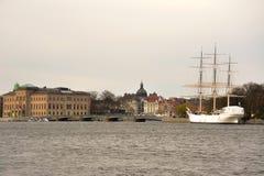 Stockholm Stock Afbeeldingen