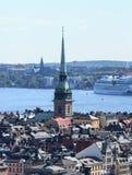 Stockholm Stock Fotografie