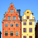stockholm lizenzfreie stockfotos